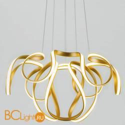 Подвесной светильник Eurosvet Alstroemeria 90138/2 золото 96W