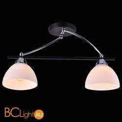 Потолочный светильник Eurosvet Амина 30101/2 хром/венге