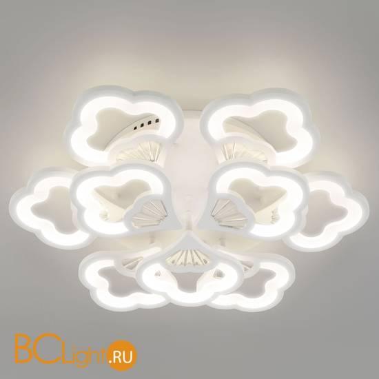 Потолочный светильник Eurosvet Arctic 90141/9 белый 80W