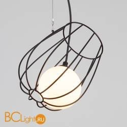 Подвесной светильник Eurosvet Basket 50138/1 черный