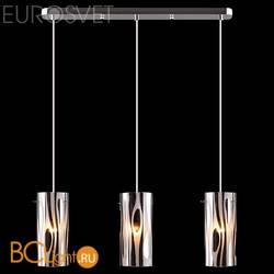 Подвесной светильник Eurosvet Беверли 1575/3 хром