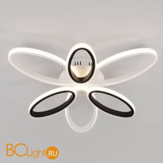 Потолочный светильник Eurosvet Blade 90137/6 белый/чёрный 65W