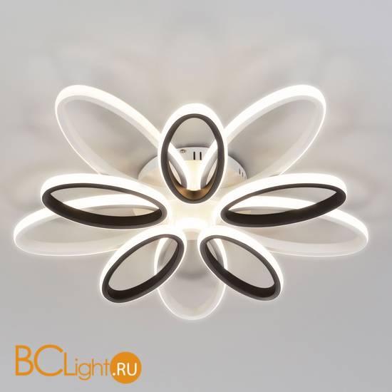 Потолочный светильник Eurosvet Blade 90137/10 белый/чёрный 110W