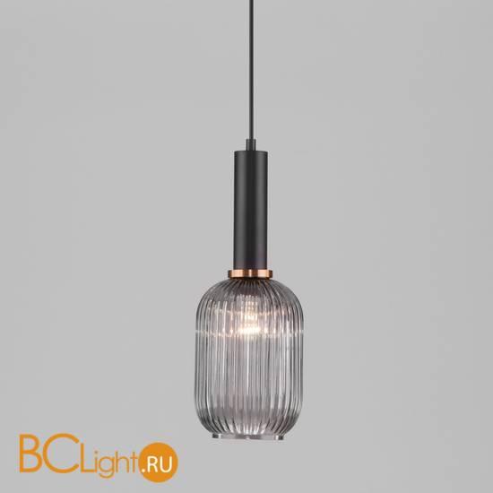 Подвесной светильник Eurosvet Bravo 50181/1 дымчатый
