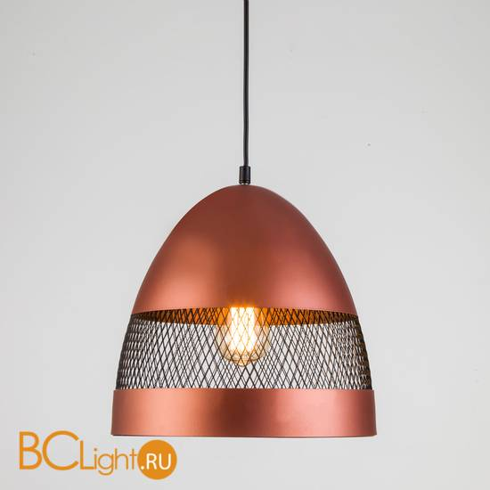 Подвесной светильник Eurosvet Bruno 50179/1 медь