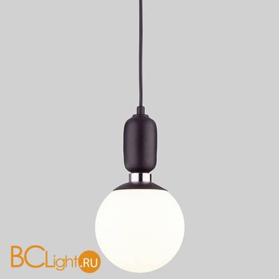 Подвесной светильник Eurosvet Bubble 50158/1 черный