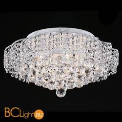 Потолочный светильник Eurosvet Charm 16017/9 белый с серебром