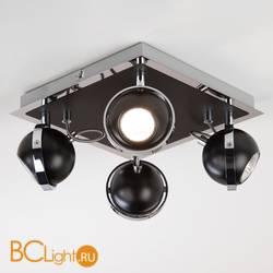 Потолочный светильник Eurosvet Coople 20056/4 черный