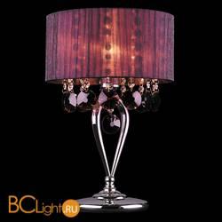 Настольная лампа Eurosvet Diori 3153/1T хром/гранатовый