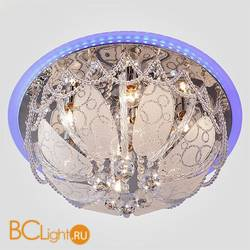 Потолочный светильник Eurosvet Диско 80100/8 хром
