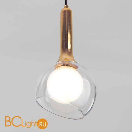 Подвесной светильник Eurosvet Fantasy 50188/1 золото