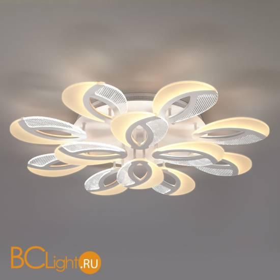 Потолочный светильник Eurosvet Flake 90140/12 белый 168W