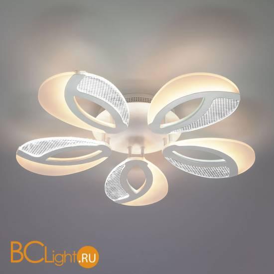 Потолочный светильник Eurosvet Flake 90140/5 белый 70W