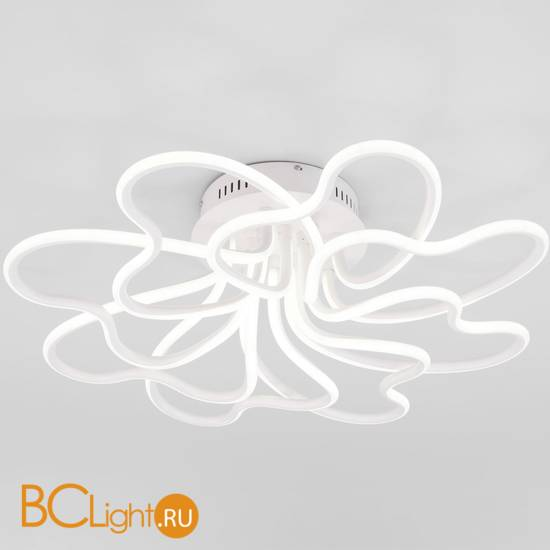Потолочный светильник Eurosvet Floret 90135/8 белый 210W