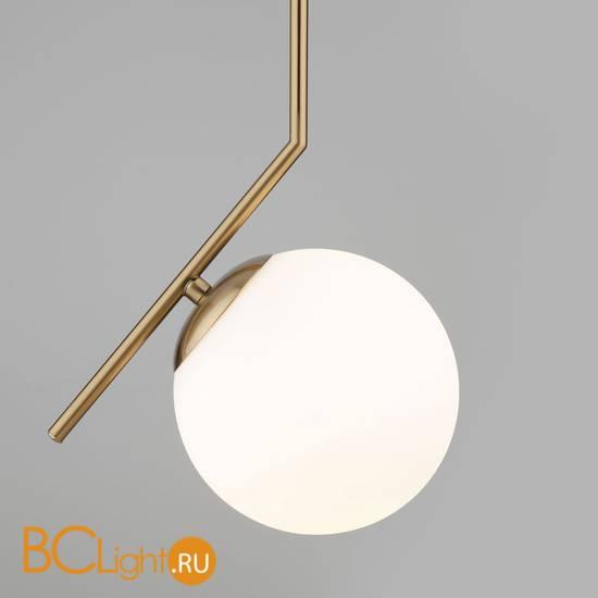 Подвесной светильник Eurosvet Frost 50152/1 латунь