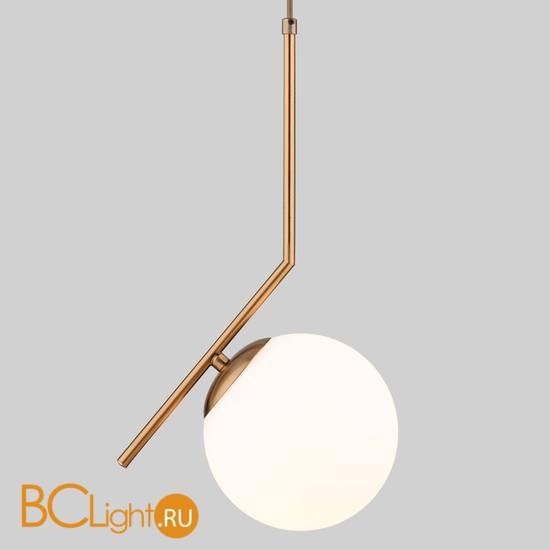 Подвесной светильник Eurosvet Frost 50160/1 латунь