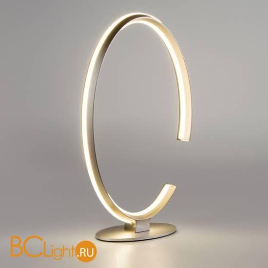 Настольный светильник Eurosvet Gap 80414/1 сатин-никель 24W