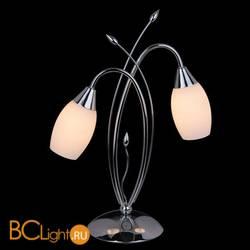 Настольная лампа Eurosvet Ginevra 22080/2T хром