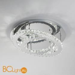 Потолочный светильник Eurosvet Grasia 90066/2 хром 24W