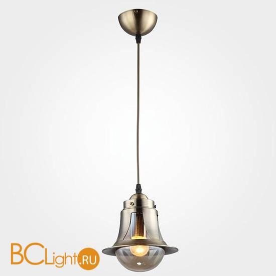 Подвесной светильник Eurosvet Kongo 50055/1 античная бронза