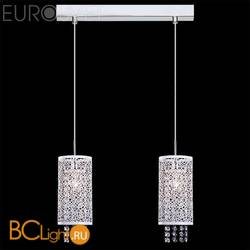 Подвесной светильник Eurosvet Лагуна 1181/2 хром