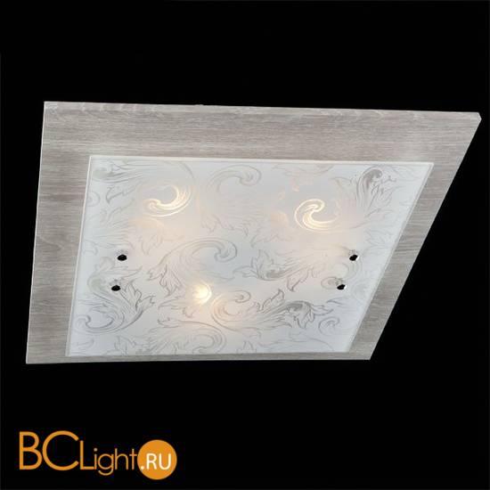 Потолочный светильник Eurosvet Лара 2961/3 хром/серый