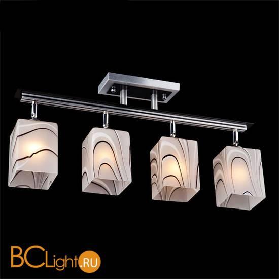 Потолочный светильник Eurosvet Leweis 3525/4 алюминий