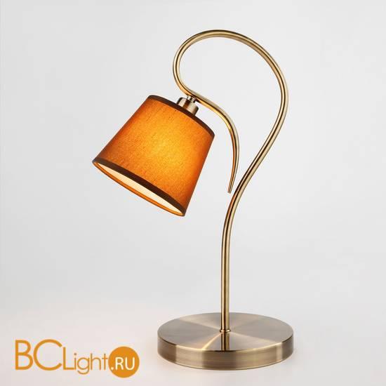Настольная лампа Eurosvet Lilly 01047/1 античная бронза