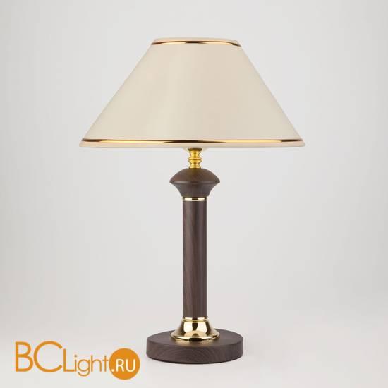 Настольная лампа Eurosvet Lorenzo 60019/1 венге