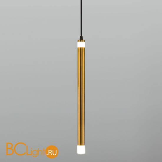 Подвесной светильник Eurosvet Maestro 50133/1 LED бронза 8W