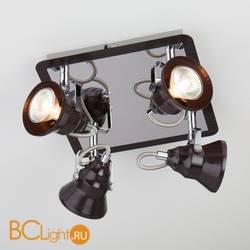 Потолочный светильник Eurosvet Magnum 20062/4 хром/венге