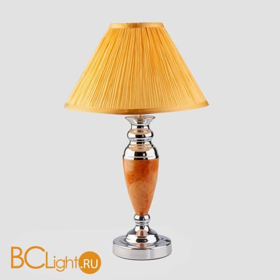 Настольная лампа Eurosvet Majorka 008/1T RDM (янтарь)