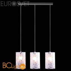 Подвесной светильник Eurosvet Мелиа 1129/3 хром