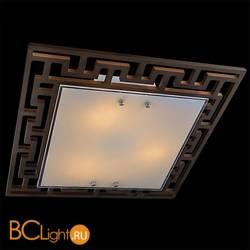 Потолочный светильник Eurosvet Миа 2870/3 хром/венге
