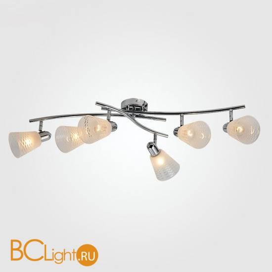 Спот (точечный светильник) Eurosvet Organic 20053/6 хром