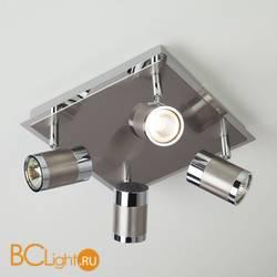 Потолочный светильник Eurosvet Prime 20058/4 перламутровый сатин