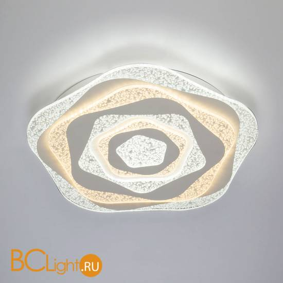 Потолочный светильник Eurosvet Puff 90162/1 белый 150W