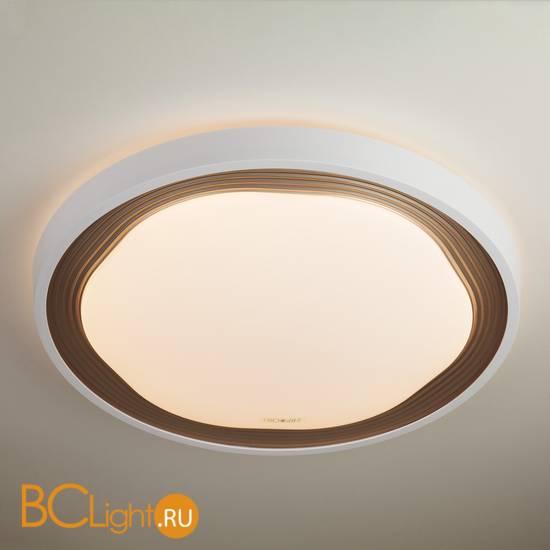Потолочный светильник Eurosvet Range 40006/1 LED кофе 70W