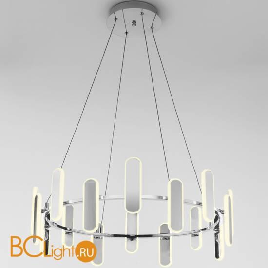 Подвесной светильник Eurosvet Riddle 90206/16 хром 90W