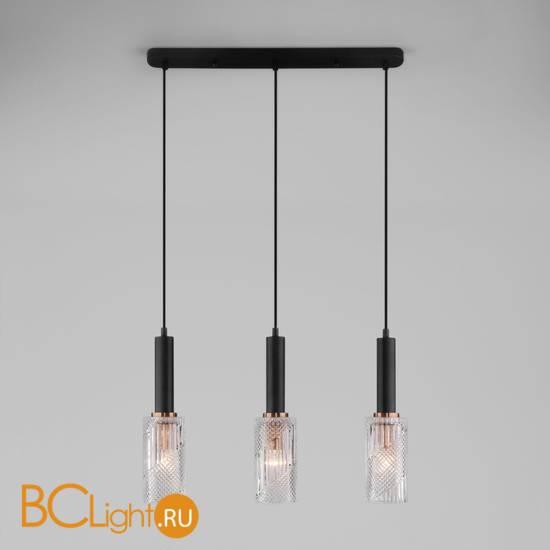 Подвесной светильник Eurosvet Root 50176/3 черный