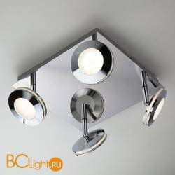Потолочный светильник Eurosvet Rоund 20002/4 хром 20W