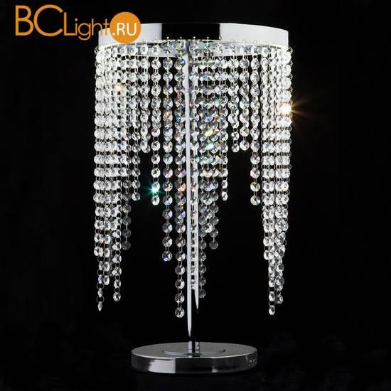 Настольная лампа Eurosvet Royal 80412/1 хром 18W