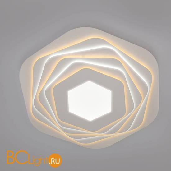 Потолочный светильник Eurosvet Salient 90152/6 белый 170W