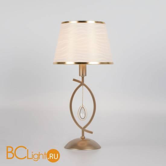 Настольная лампа Eurosvet Salita 01066/1 перламутровое золото