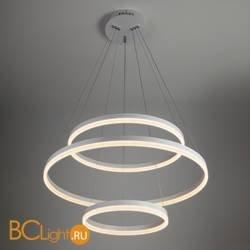 Подвесной светильник Eurosvet Saturn 90078/3 белый 114W