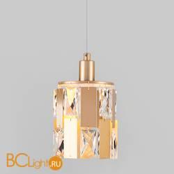 Подвесной светильник Eurosvet Scoppio 50101/1 перламутровое золото