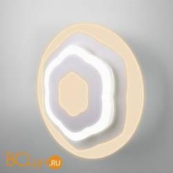 Потолочный светильник Eurosvet Siluet 90117/2 белый 16W
