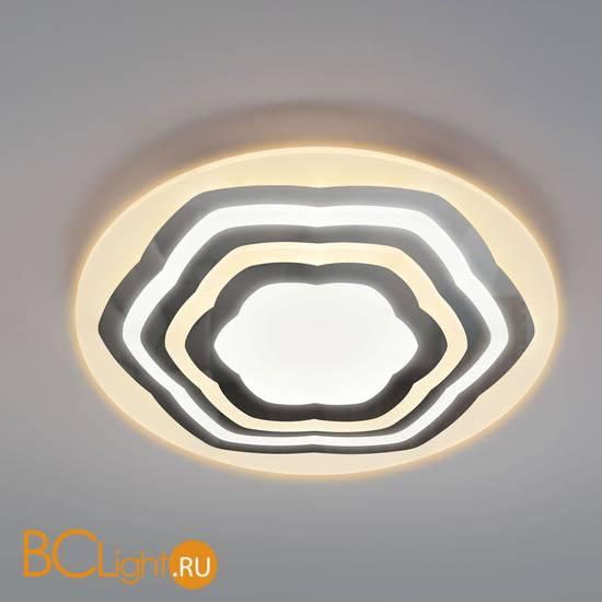 Потолочный светильник Eurosvet Siluet 90117/4 хром 110W