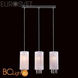 Подвесной светильник Eurosvet Сирена 1188/3 хром