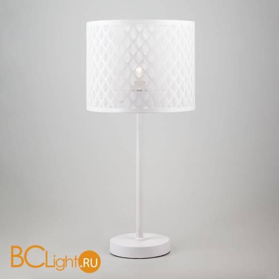 Настольная лампа Eurosvet Snowy 01018/1 белый